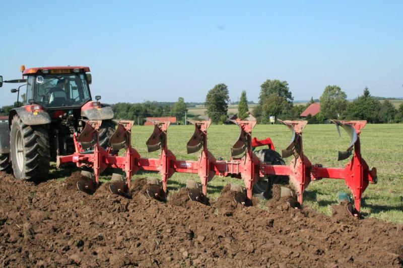 Plug ArcoAgro - reversibil | Agriculture Jurop Group