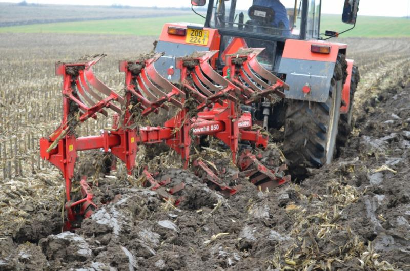 Plug Downhill 850 - reversibil | Agriculture Jurop Group