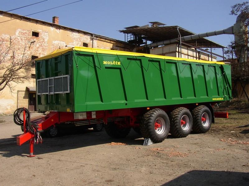Remorca Molcik TDK 36000 | Agriculture Jurop Group