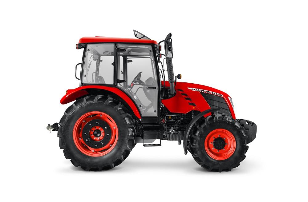 Tractorul Zetor Major 80 - Agriculture & Jurop Group