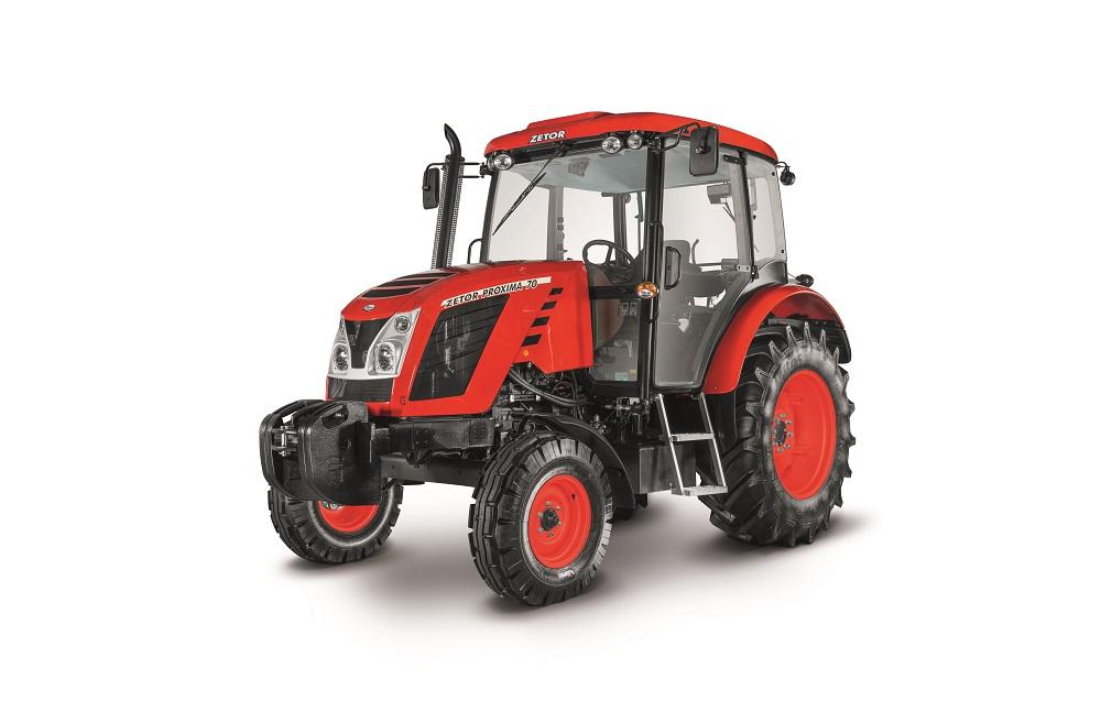 ZETOR PROXIMA 100 CLASIC- un tractor cu renume | Agriculture Jurop Group