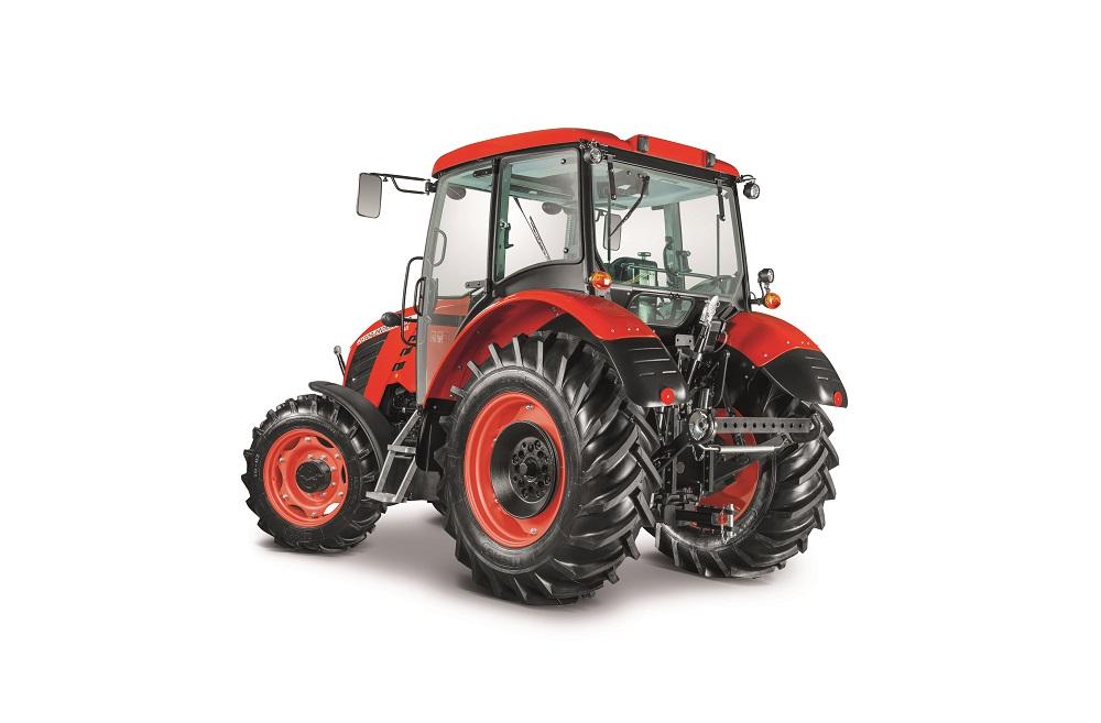 Zetor Proxima Plus 100 prin Agriculture & Jurop Group