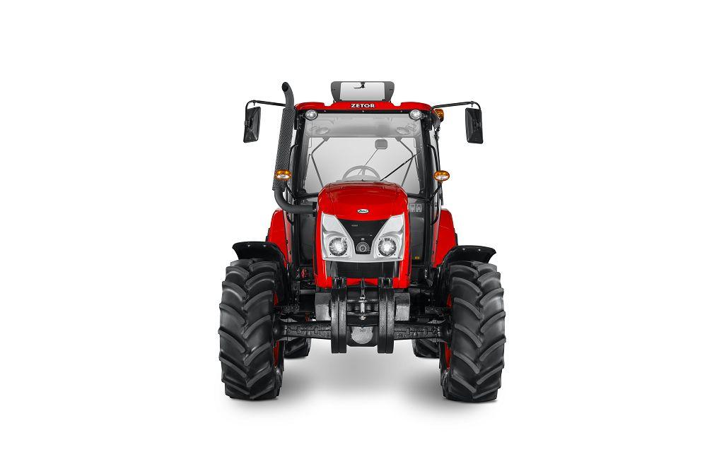 Zetor Major 60 un tractor mic, eficient, cu un raport excelent de pret/cal-putere.