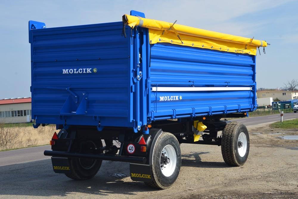 Remorca Molcik ZDK 18000 | Agriculture Jurop Group