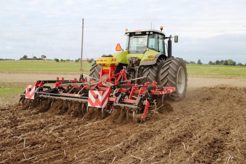 Combinator de cultivatie totala RKLLX | Agriculture Jurop Group