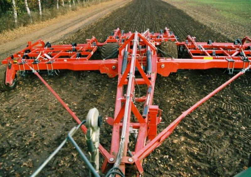 Combinator de cultivatie totala RKX | Agriculture Jurop Group