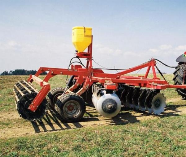 Grapa cu disc de tip DB | Agriculture Jurop Group