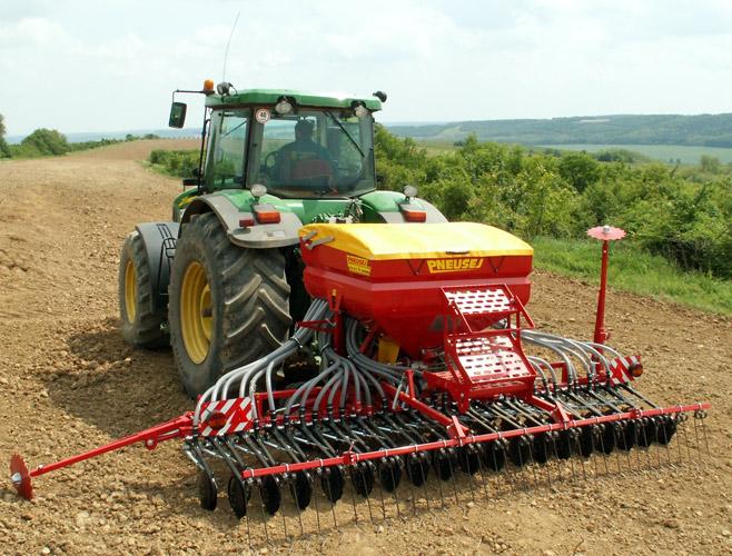 Semanatoarea Pneusej | Agriculture Jurop Group