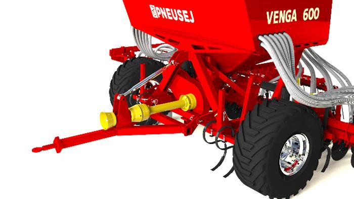 Semanatoare Pneusej VENGA | Agriculture Jurop Group