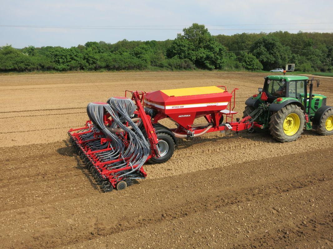 Semănătoarea PNEUSEJ OPTIMUS | Agriculture Jurop Group