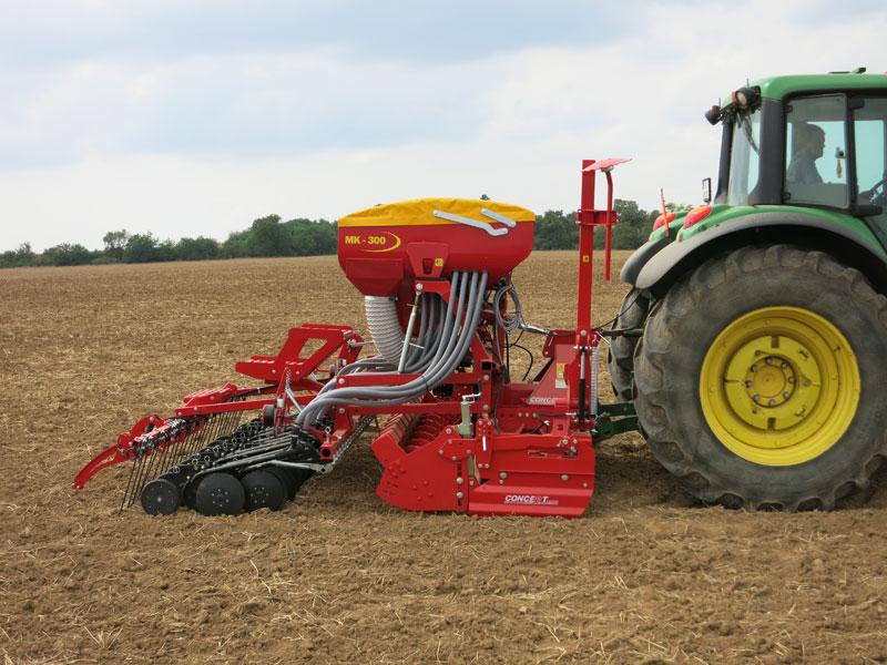 Semănătoarea PNEUSEJ Pluma | Agriculture Jurop Group
