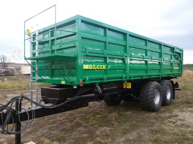 Remorca Molcik TDK 21000 – S2 | Agriculture Jurop Group