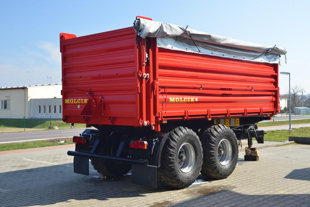 Remorca Molcik TDK 21000 – S3 | Agriculture Jurop Group