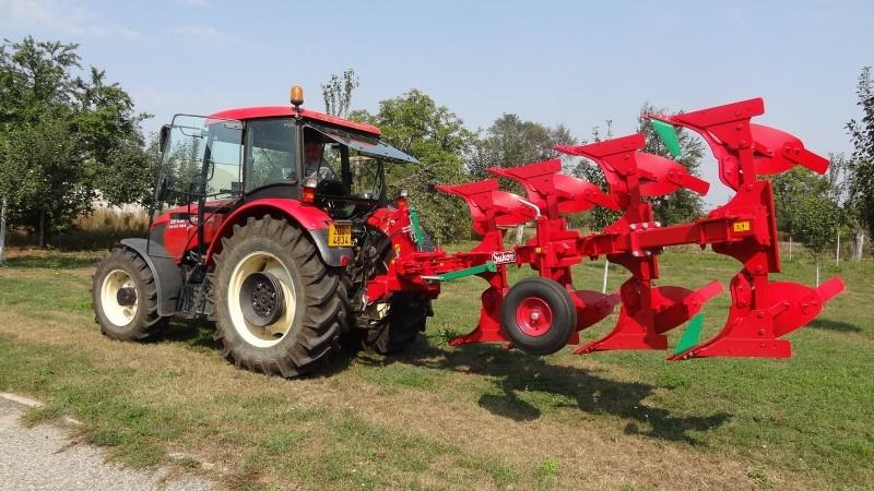 Plug SKR ROTO - reversibil | Agriculture Jurop Group
