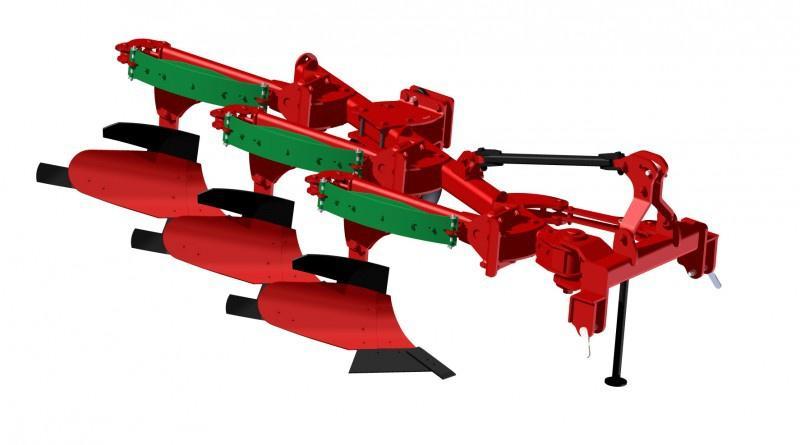 Plug Junior Spring - nereversibil | Agriculture Jurop Group