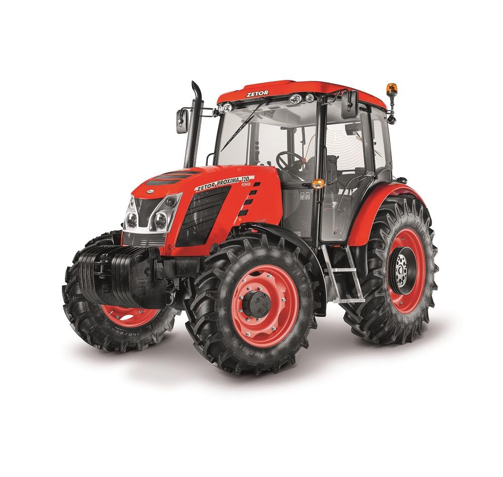 ZETOR PROXIMA POWR 120 | Agriculture Jurop Group