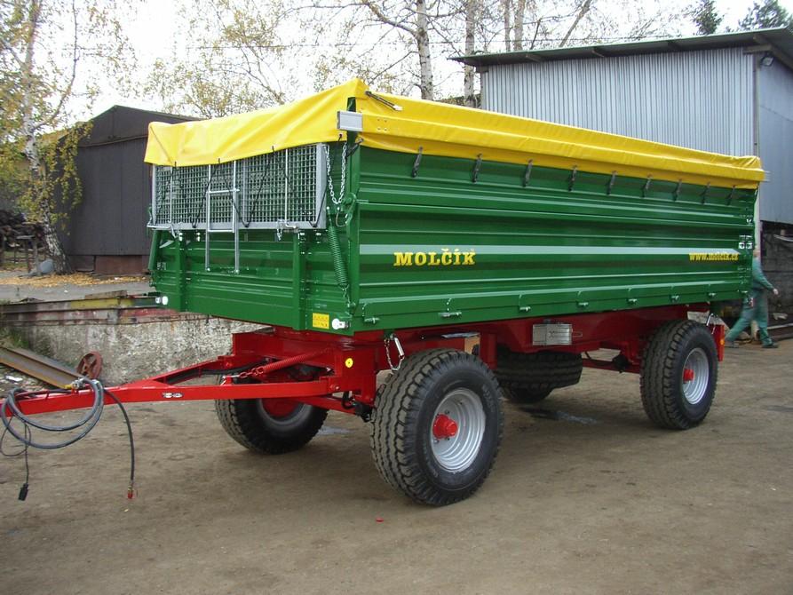 Remorca Molcik ZDK 13000 | Agriculture Jurop Group