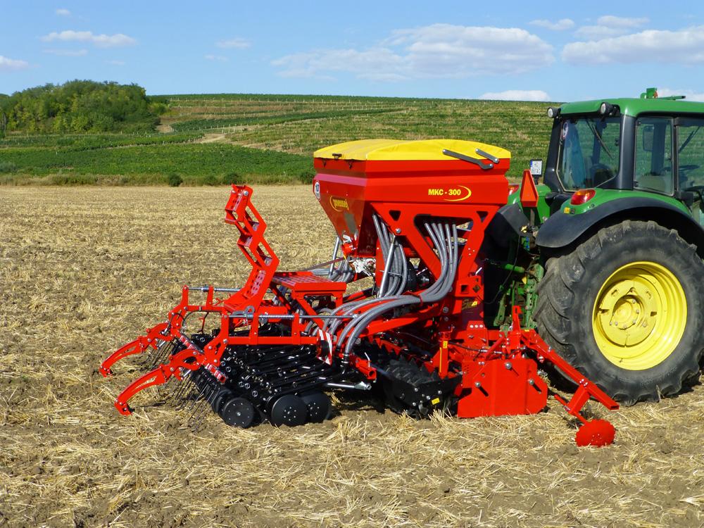 Semănătoarea PNEUSEJ MKC | Agriculture and Jurop Group