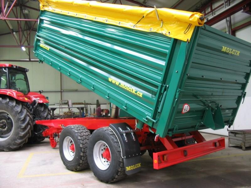 Remorca Molcik TDK 18000 | Agriculture Jurop Group